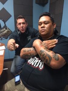 Carlos and El Hurricane!