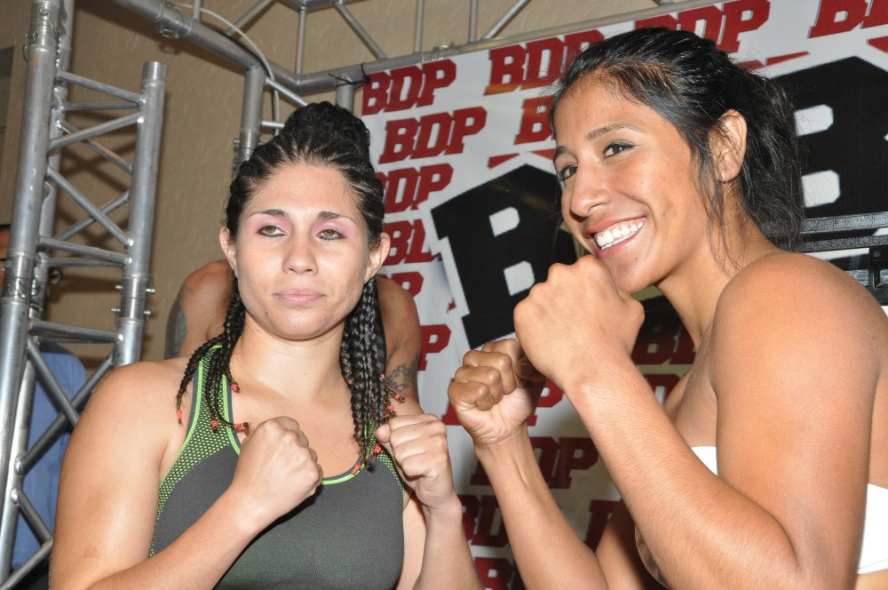 "Mayela ""Cobrita"" Perez taking on undefeated rising star Kenia Enrqiuez"