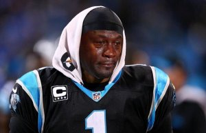 At least you went out with class, Cam!