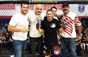 Ryan Lilley will be fighting August 11 at Combate Ocho in Los Angeles